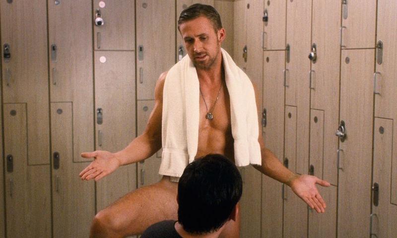 Ryan Gosling Sexy Nude