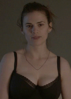 Can Hayley atwell xxx history!