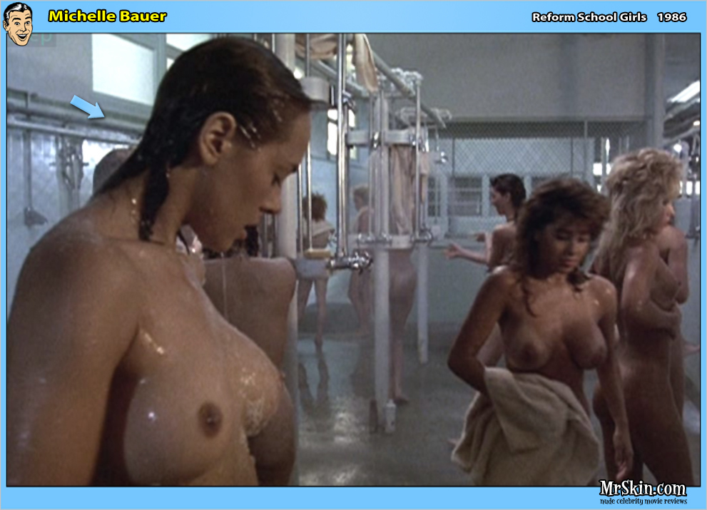 Darnell naked shower