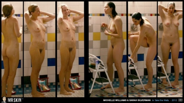 from Lucian sarah silverman full frontal nude