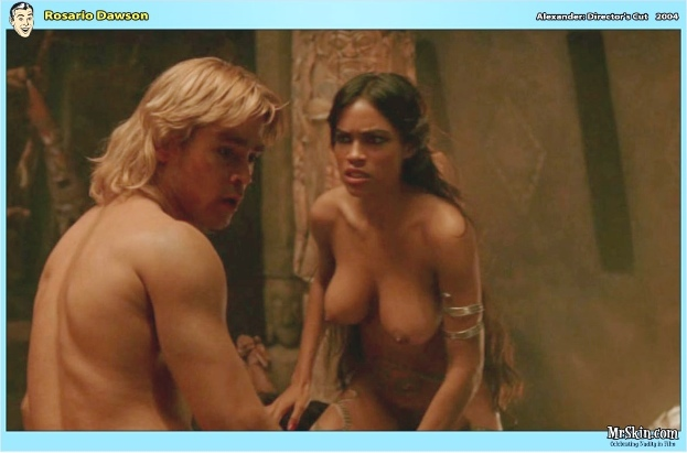Apologise, but, Rosario dawson nude trance the talented