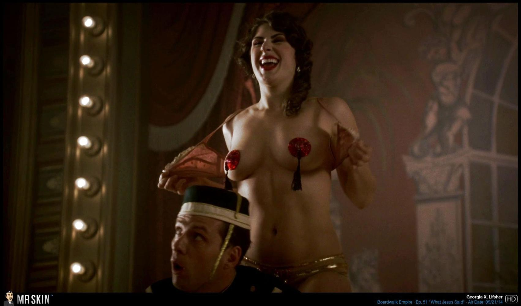 Best Hbo Cathouse The Series Naked Gif