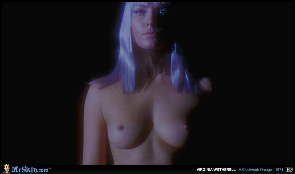 Think, Pics of nudity in clockwork orange