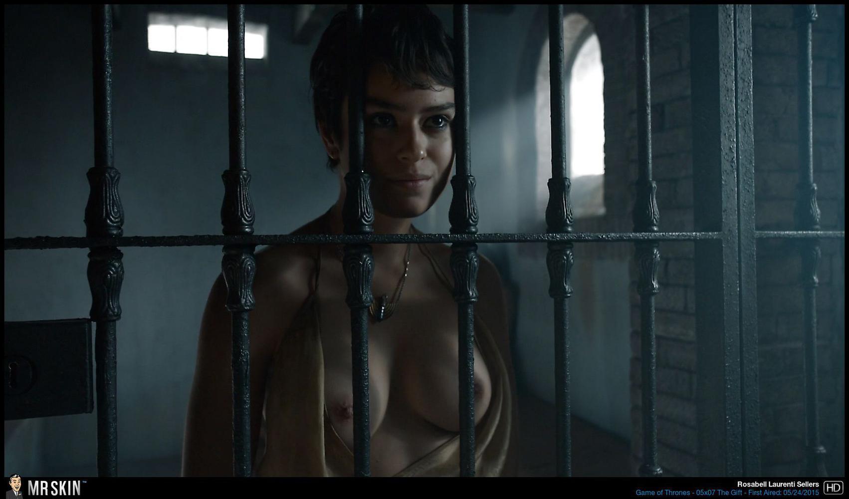 Nathalie Emmanuel In Misfits Gif Celebnsfw