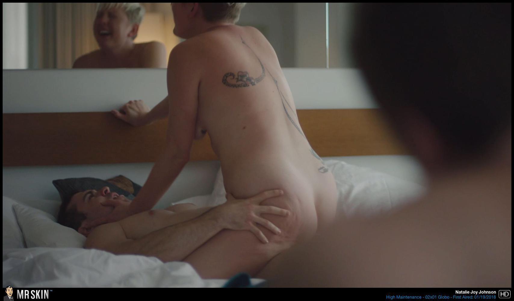 High maintenance wife naked