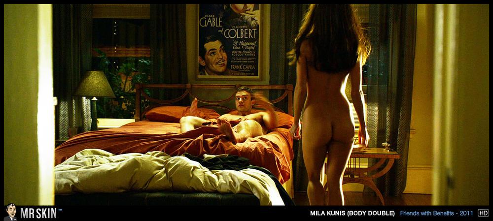 Mila kunis nude sex scenes #11
