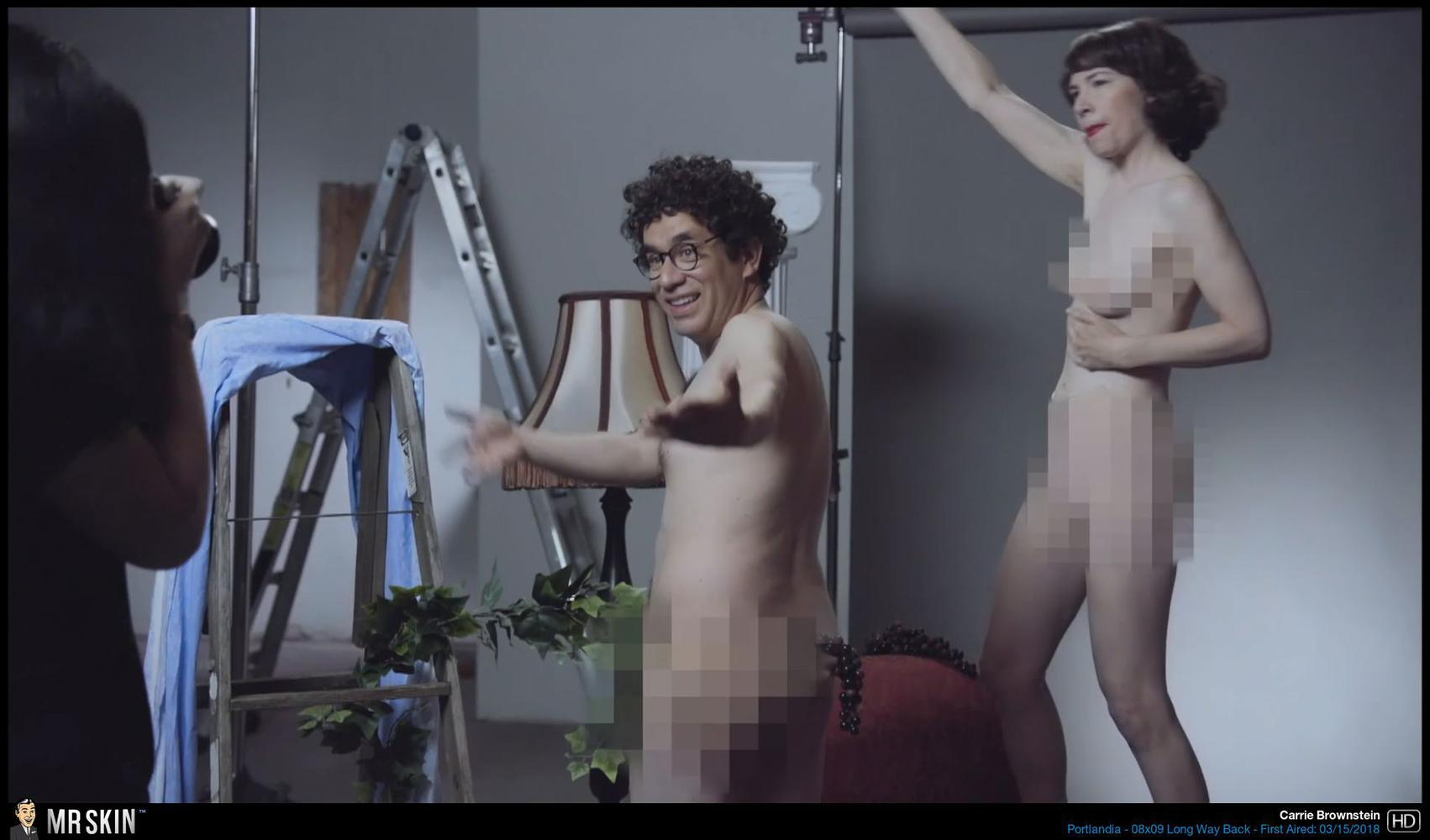 carrie brownstein naked