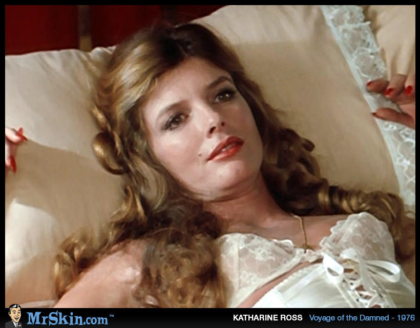 Katherine settled down in the 80's with her husband Sam Elliott and she  stopped taking off her clothes. It's a shame because she's probably still  got it!