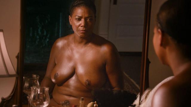 queen latifah naked pics fakes