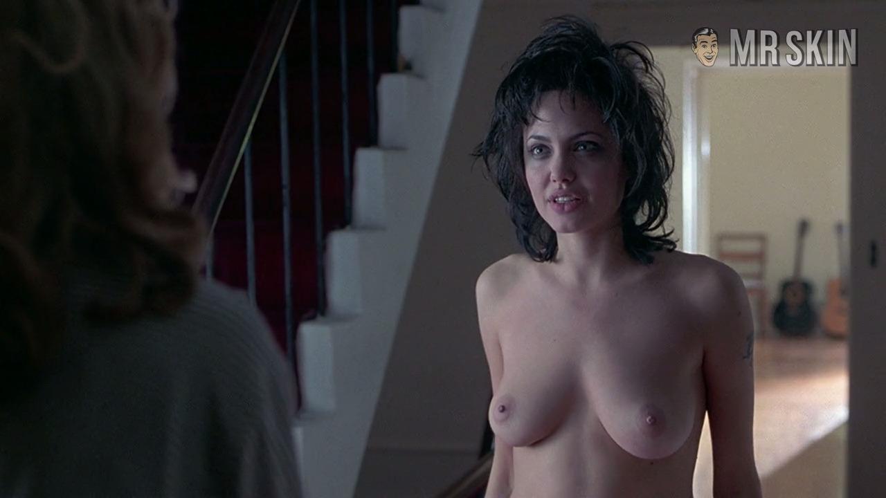 Angelina Jolie Naked Taking Lives mr. skin's 10 favorite angelina jolie nude scenes - nude scene