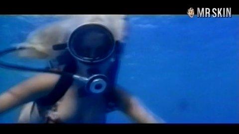 That interrupt Nude scuba diving movie