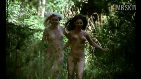 Naked black girls having sex